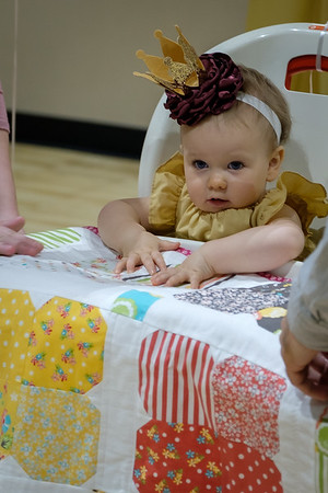 Ava Scott 1st Birthday