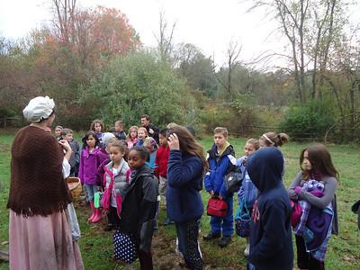 Ridley Plantation Field Trip
