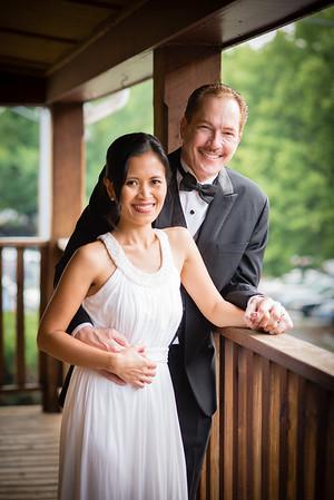 John and Ann  Leesburg Wedding
