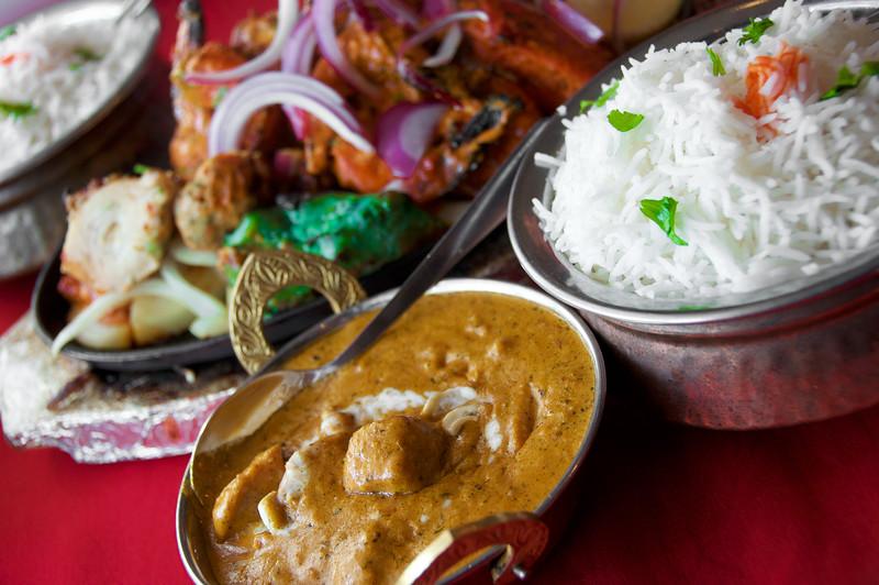 Chicken Korma / Basmati Rice