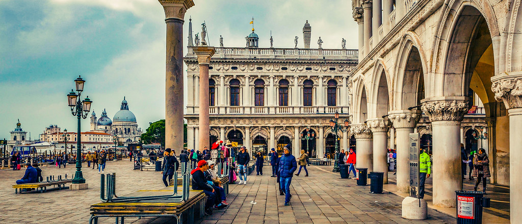 威尼斯圣马可大教堂(St Mark's Basilica), 工艺精湛