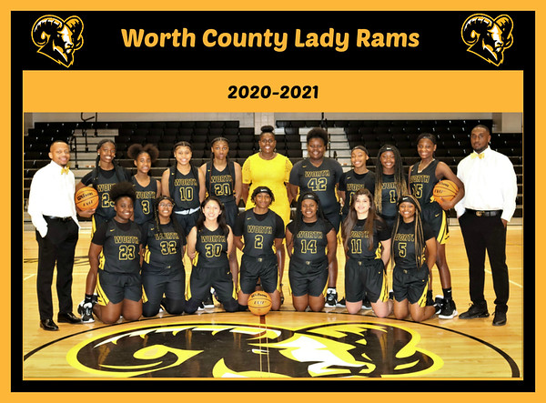 WCHS Lady Rams Basketball | 20-21
