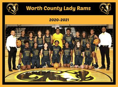 WCHS Lady Rams Basketball | 20-21