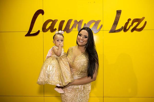 Aniversário 1 ano Laura Liz - Carrossel