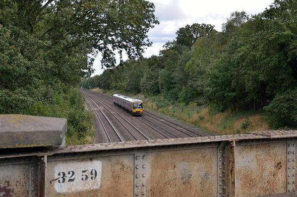 Trains October 2012