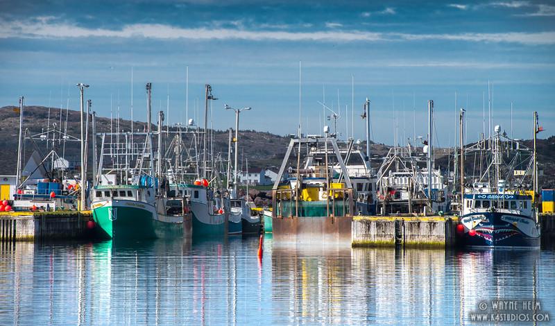 Fishing Boats   PHotography by Wayne Heim