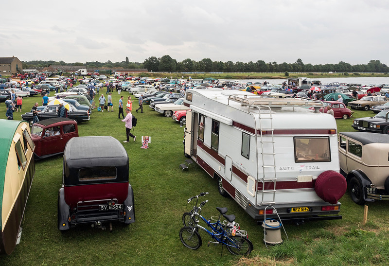 2016 Ripon Classic Car Gathering