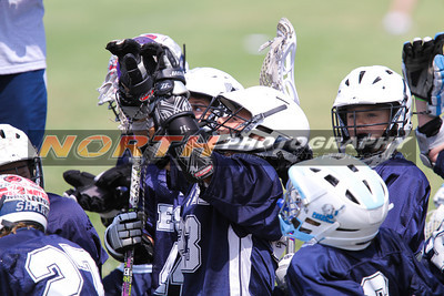 (3rd Grade Boys) Manhasset Blue vs. ESM Lax (PN)