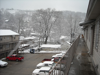 Piedmont Terrace Inspection