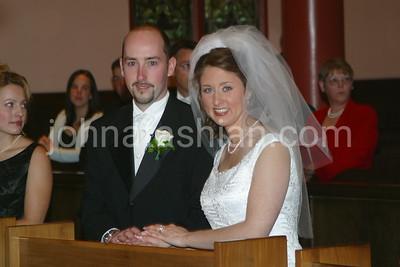Critchley Wedding - 2005