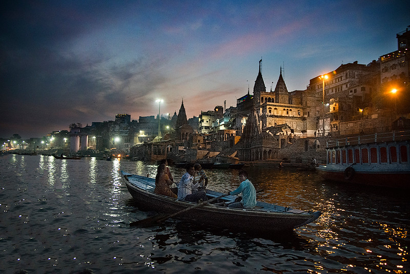 Evening on the Ganges.jpg