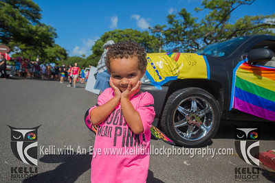 Honolulu Pride 2016 Parade