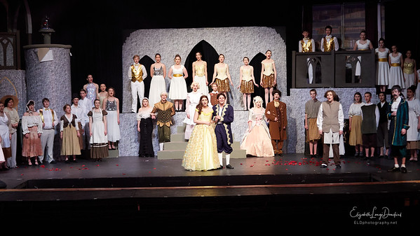 Monarch High School-Beauty and the Beast 2018