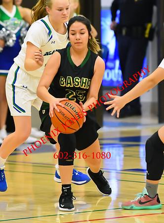 2-4-2020 - Xavier v Basha - JV Girls Basketball