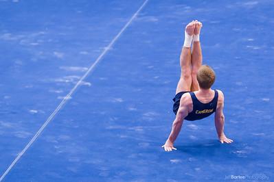 Stanford vs Cal Mens Gymnastics