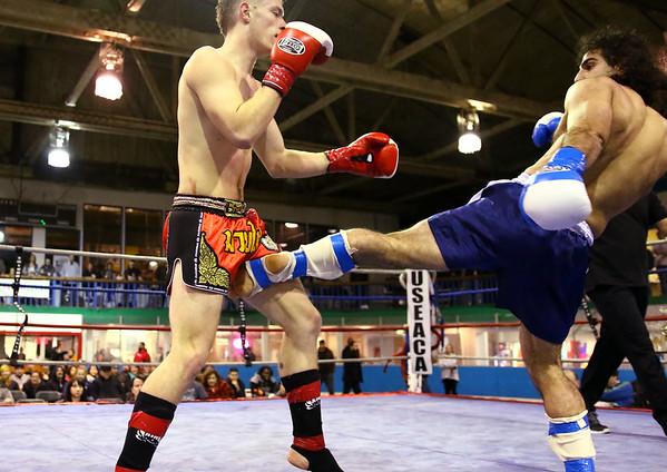 Sean Flanagan vs. Daniel Ataya