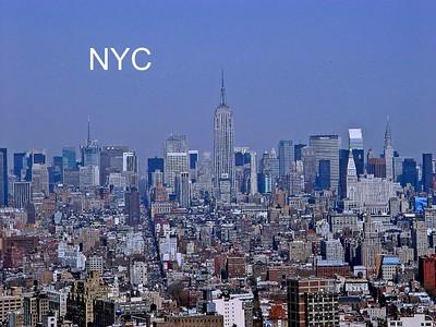 Virtual Tour of NYC - New York City
