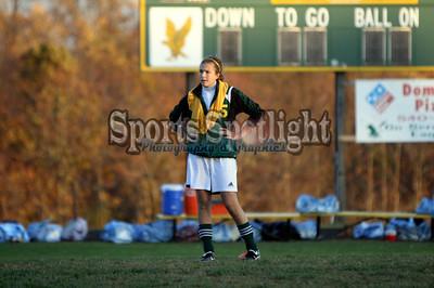 Clarksburg @ SV Girls Soccer Playoffs