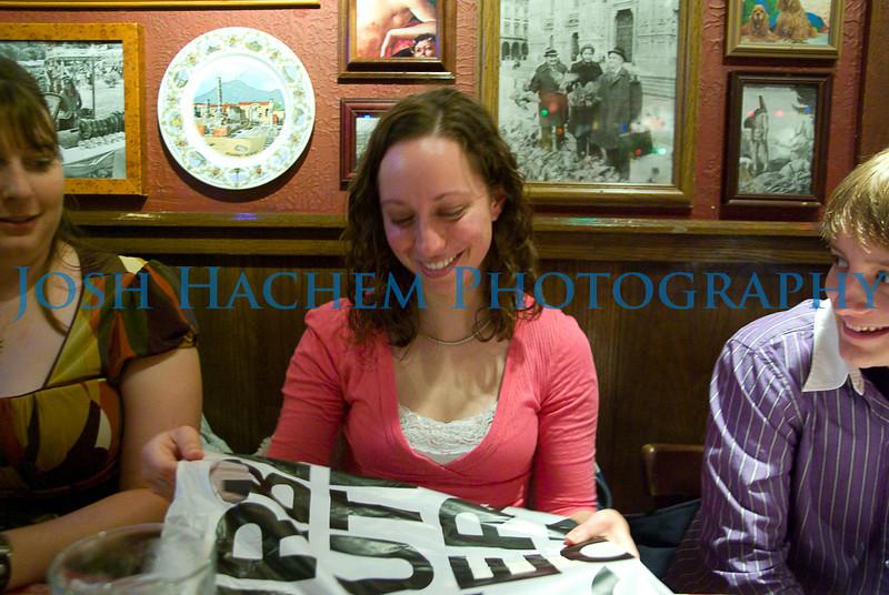 February 13, 2009  C's Birthday Dinner 077