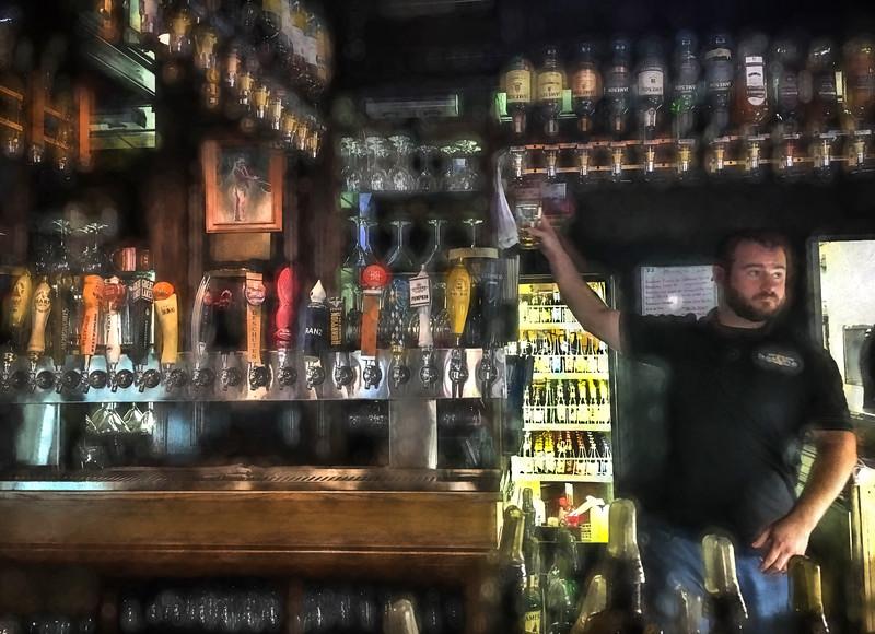Dublin Pub, 2015 sometime...