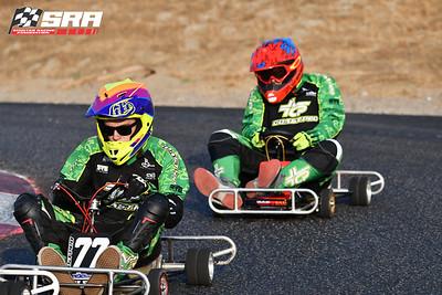 Go Quad Racer # 77 Black