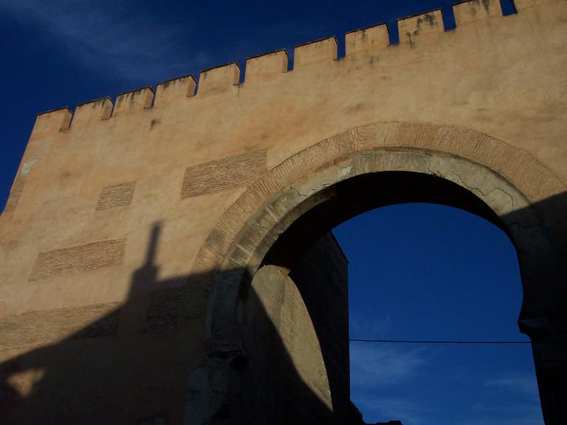 Granada. Puerta Elvira