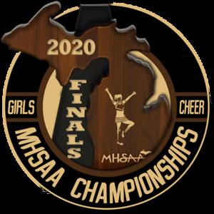 2020 0307 MHSAA Cheer Finals