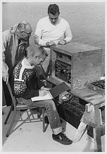 Art Hasler fishtracking