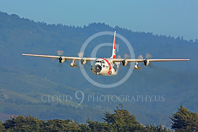 US Coast Guard Lockheed C-130 Hercules Military Airplane Pictures