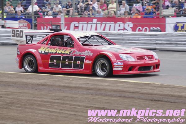 Ipswich Spedeweekend - Saturday Support Races - Martin Kingston