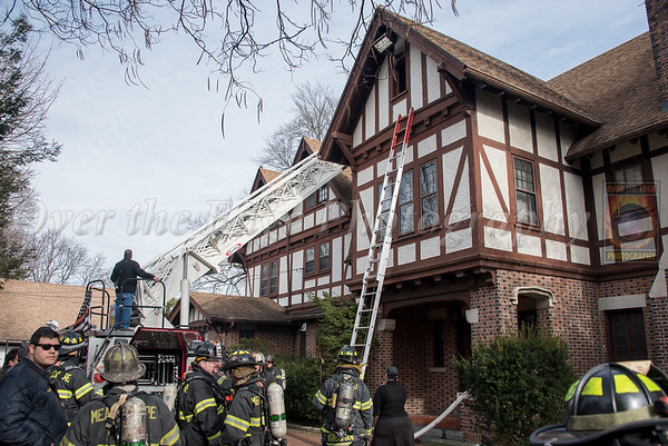 Lawrence-Cedarhurst House Fire 03/13/2019