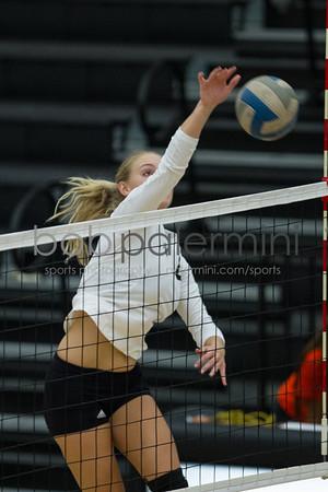 Oxy Women's Volleyball vs Chapman 10-08-13