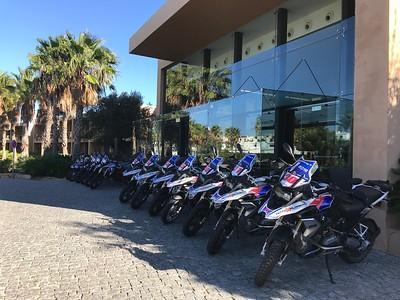 BMW Enduro Camp IV & V 2017