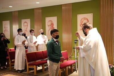 2021-04-22 School Mass