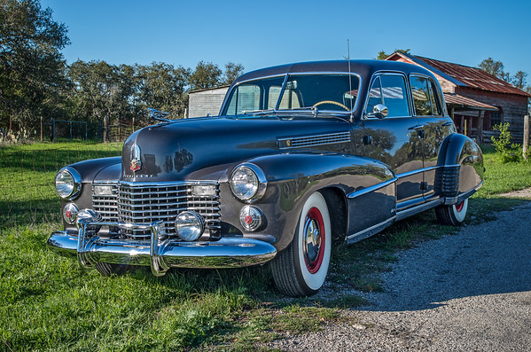 Circle J Ranch Antique Autos