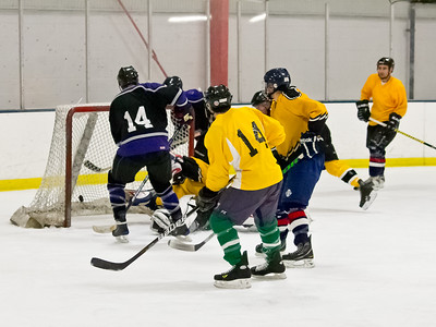 Grey Bears vs. Torpedoes - Feb. 13, 2012