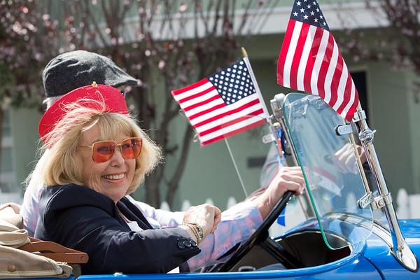 Patriots Day Parade 2020