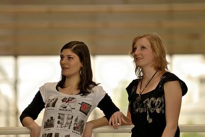 Caroline et Florence