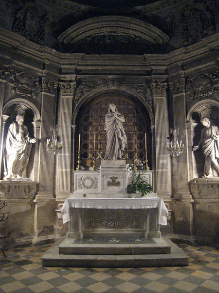 Avignon, France - Cathedral Notre-Dame
