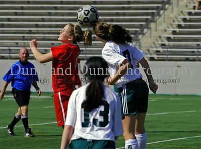 2007-03-15 Grapevine v Southlake Carroll - Soccer - JV Girls