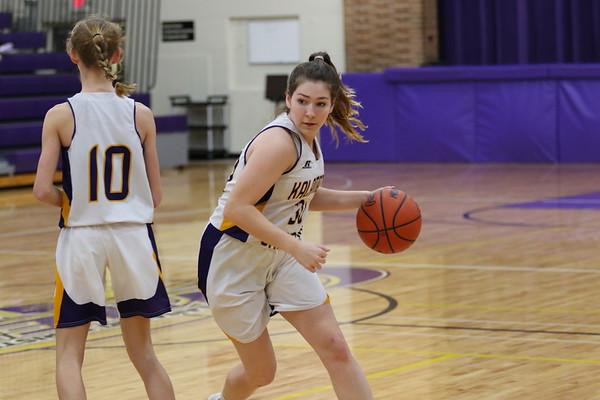 Basketball Girls JV vs Plainwell - KCHS 2/18/20