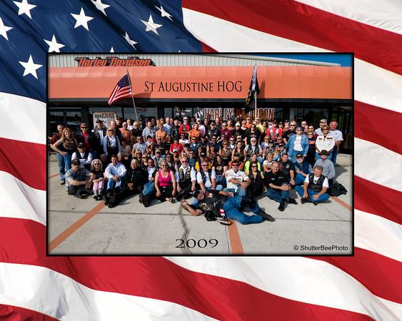 Apr 18, 2009 HOG Club Photo