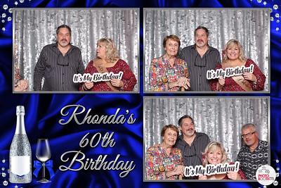 Rhonda's 60th Birthday