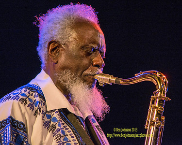 Pharoah Sanders Montgomery County Community College 2013
