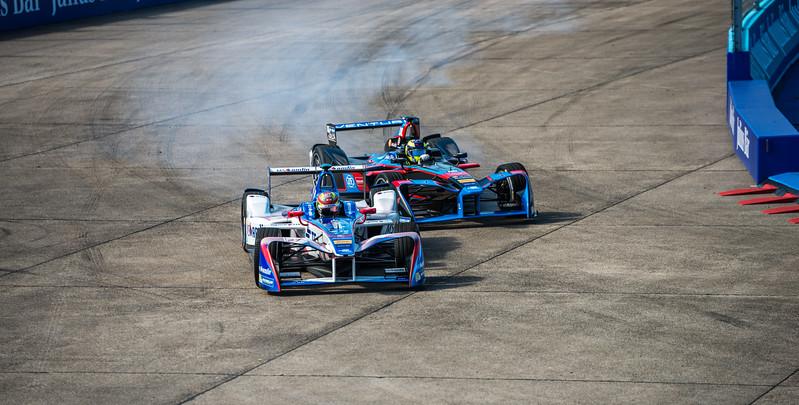 Berlin Formula-E Race
