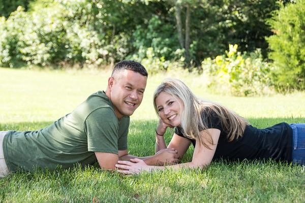 Amber & Steve Engagement