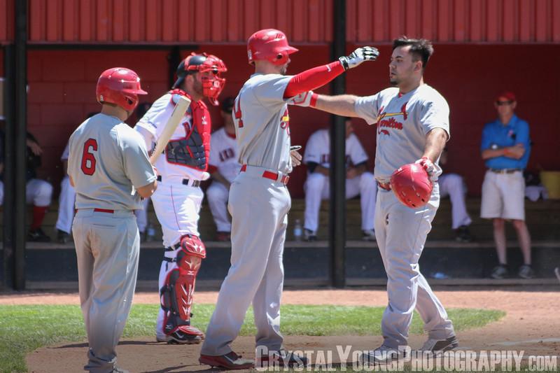 Hamilton Cardinals at Brantford Red Sox May 31, 2014