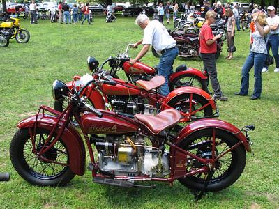 2012.06.23 Classic Bike & Blues Festival - Tinicum Park, Upper Black Eddy, PA
