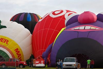 Windsor Balloon Classic 2009
