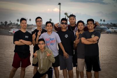 ZET Beach Bonfire 9/10/17